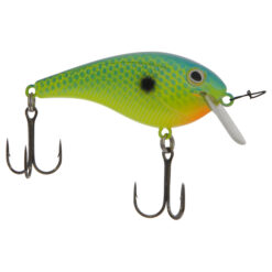 Bay Rat Lures Battle 1.5 Blue Chartreuse - Enlarge