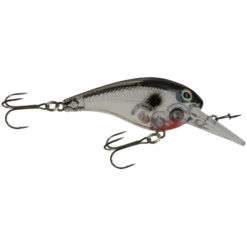 Bay Rat Lures Battle MD - Clear Shad Enlarged